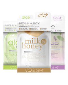 Voesh 6 Step Ultimate Pedi In A Box