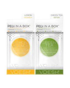 Voesh Waterless 3 Step Pedi in a Box