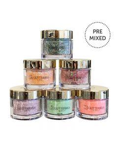 Glitterbels Pre Mixed Glitter Acrylic Powder 28g