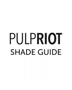 Pulp Riot Paint by Numbers Shade Card