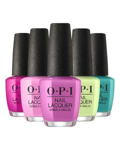 OPI Nail Lacquer Tokyo Collection