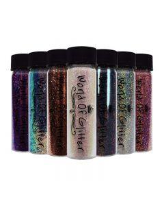 World Of Glitter Nail Glitter 10g