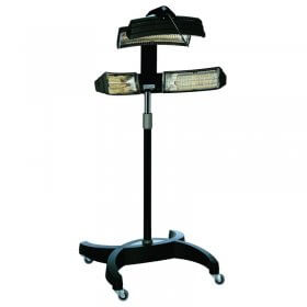 Wella Infrazon 1000w Pedestal/Head Black