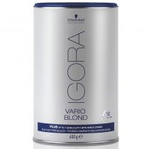 Schwarzkopf Igora Vario Blond Dust Free Bleach Blue 450g