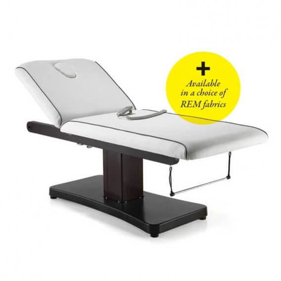 REM Electric Beauty Spa Couch with Upholstery Options