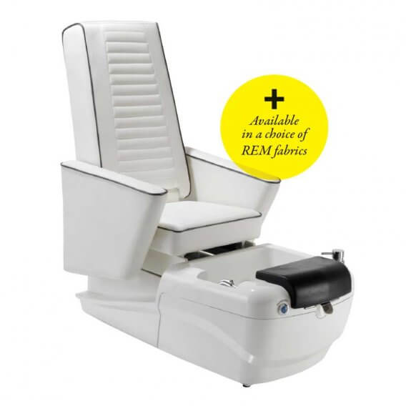 REM PediSpa Chair with Upholstery Options