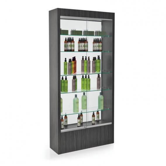 REM Quartz Glass Retail Unit