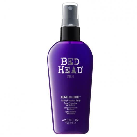 TIGI Bed Head Dumb Blonde Purple Toning Spray 125ml