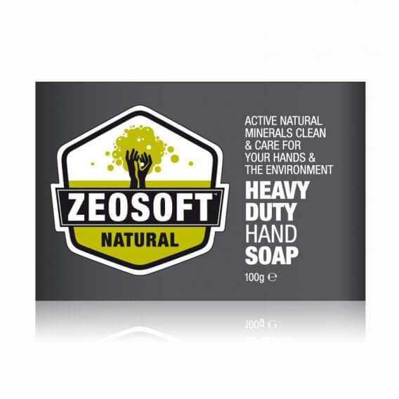 Zeosoft Natural Heavy Duty Hand Soap 100g