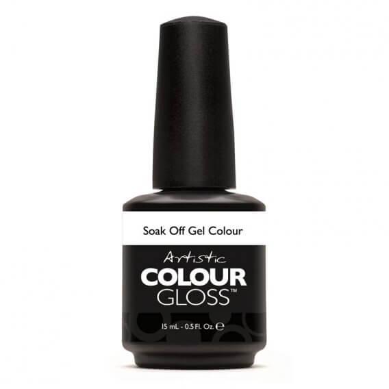 Artistic Colour Gloss Gel Polish 15ml
