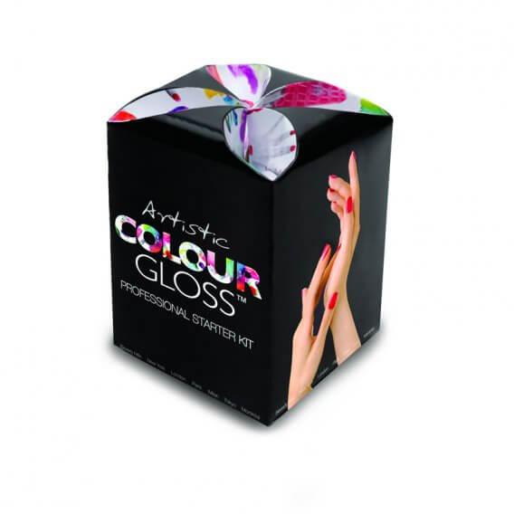Artistic Colour Gloss Gel Polish Professional Starter Kit