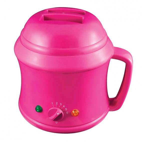 Deo 500cc Pink Analogue Wax Heater