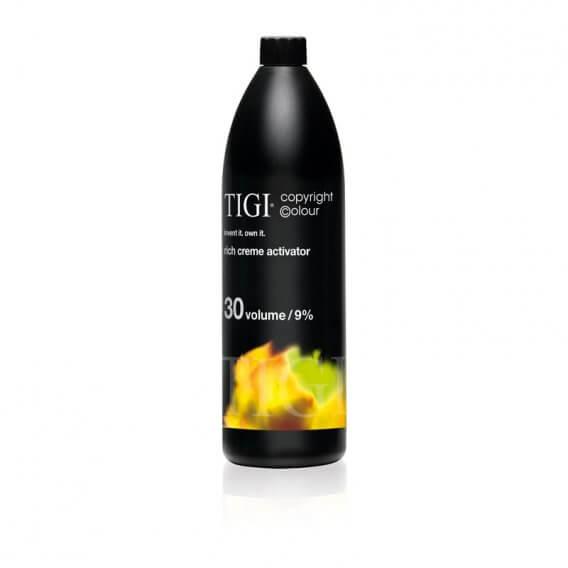 TIGI Copyright Colour Rich Creme Activator 30 Vol 9%