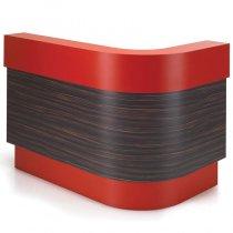 REM Suflo Reception Desk : 137cm Width
