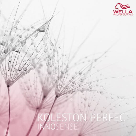 Wella Koleston Perfect Innosense Shade Guide