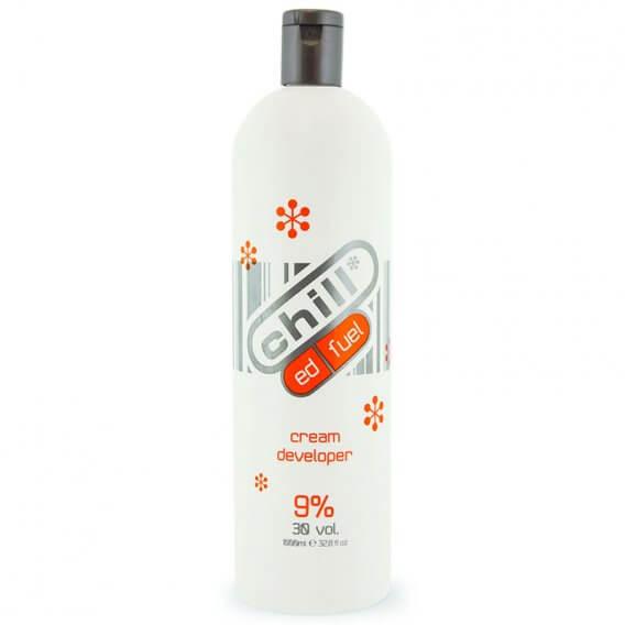 chill ed fuel cream developer 9% (30 Vol) 1000ml