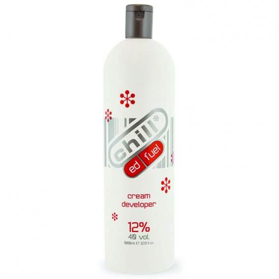chill ed fuel cream developer 12% (40 Vol) 1000ml