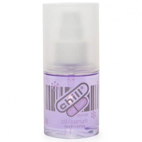 chill ed lush blonde oil/serum 75ml