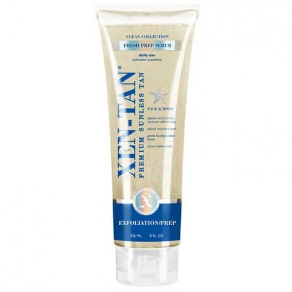 Xen-Tan Clean Collection Fresh Face Scrub 236ml