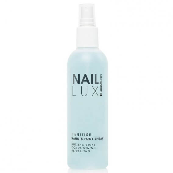 NailLux Sanitise Hand and Foot Spray 250ml