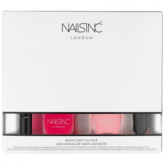 Nails Inc Manicurist In A Box Collection