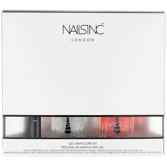 Nails Inc Gel Effect Manicure Kit