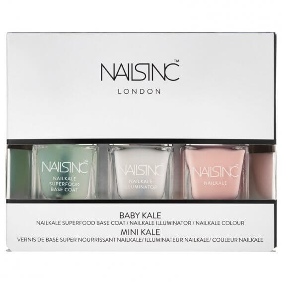 Nails Inc Baby Nailkale Collection