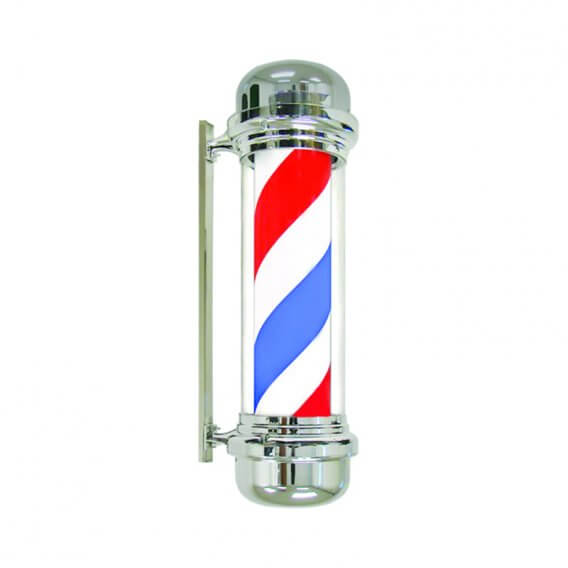 Traditional Rotating Barber Pole