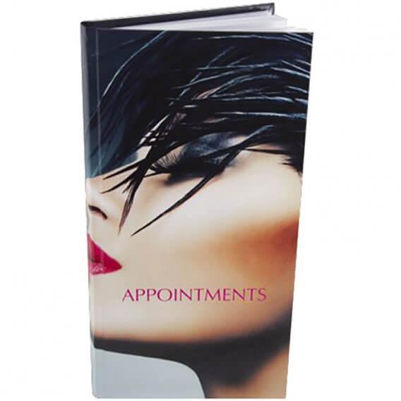 Appointment Book 3 Column Dark