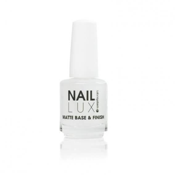 NailLux Matte Base & Finish 15ml