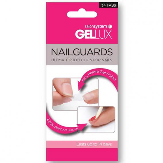 Gellux Nailguards Trial Pack - 54 Tabs