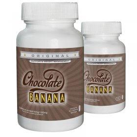 Chocolate Banana Slimming Tablets - 60 Caps
