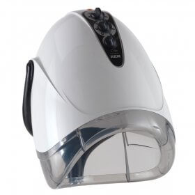 REM Elite Next Generation White Couch Hood Dryer Hood Only