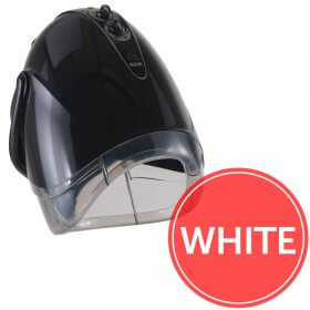 REM Elan Next Generation White Couch Hood Dryer Hood Only