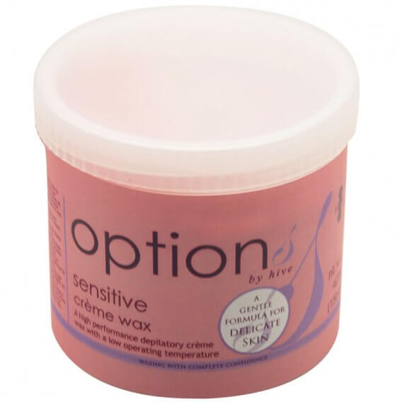 Options by Hive Sensitive Creme Wax 425g