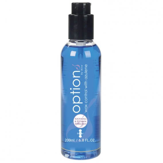 Options by Hive Wax Control Vitamin Enhanced After Wax Oil 200ml