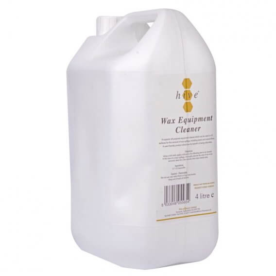 Options by Hive Wax Equipment Cleaner 4 litre