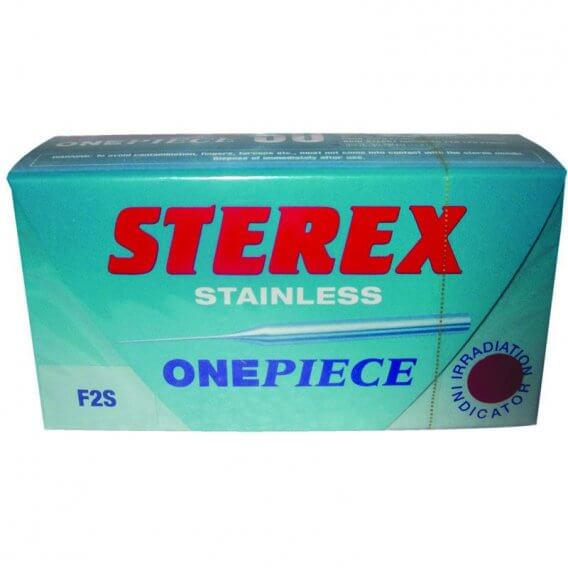 Stainless Steel One Piece Needles F2S