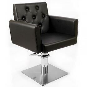Lotus Eton Styling Chair Black Square Base