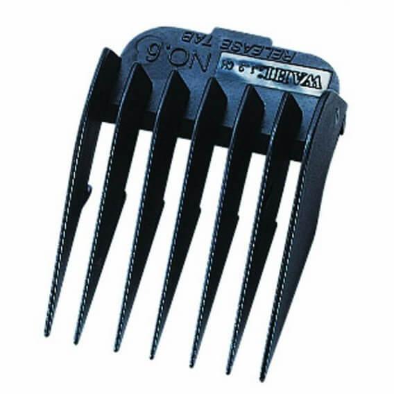 Wahl Attachment Comb No.6 Black 19mm