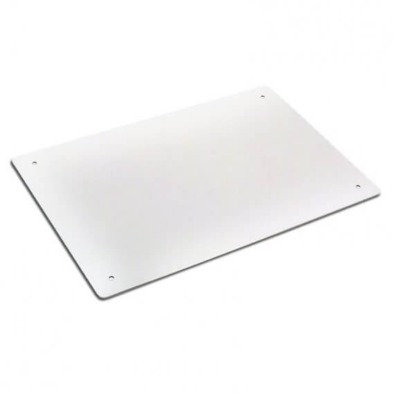 Protective Perspex Kickplate Clear