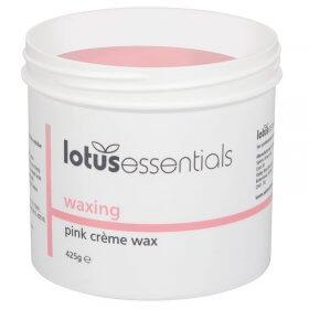 Lotus Essentials Pink Creme Wax 425g