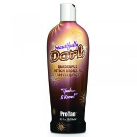 Beautifully Dark 250ml Tanning Accelerator by Pro Tan