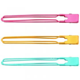 Control Clips - Anodised Assorted Colours (10)