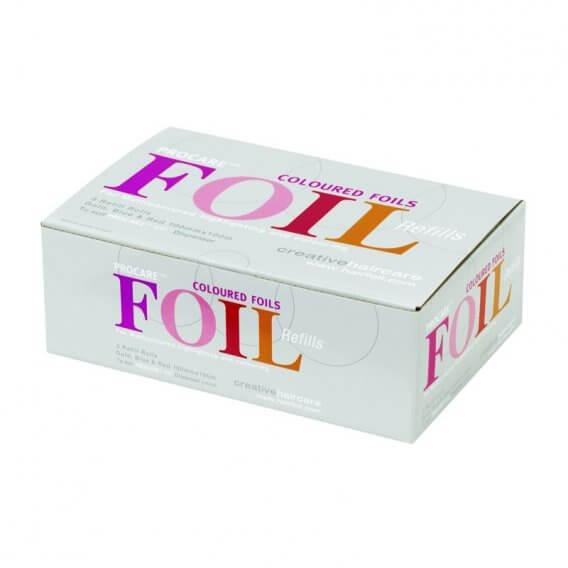 Procare Coloured Foil Refill Tri-Pack 3 x 10cm x 100m