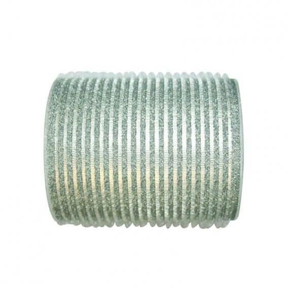 Jumbo Thermoceramic Rollers (Silver Barrel) 3 Per Pack
