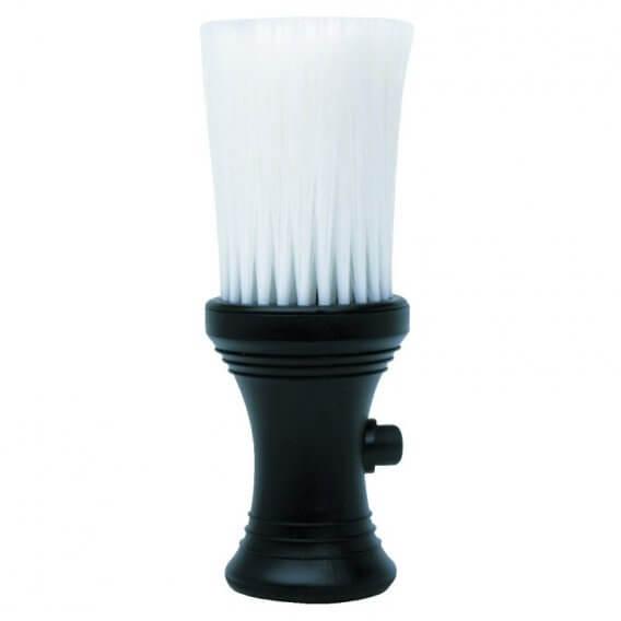 Sibel Black Powder Dispenser Brush