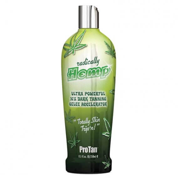 Radically Hemp 250ml Tanning Accelerator by Pro Tan