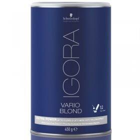 Schwarzkopf Igora Vario Blond White Extra Power Bleach 450g