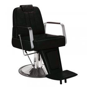 Lotus Columbus Barbers Chair Black